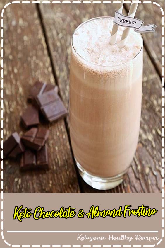 Keto smoothies are some of the most popular recipes on my blog Chocolate Keto Smoothie