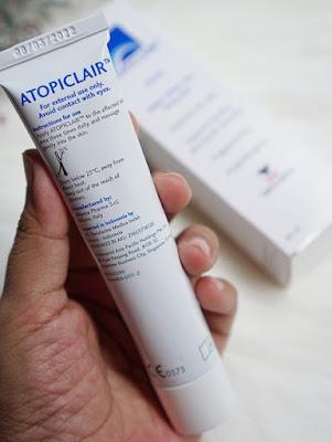 Atopiclair obat dermatitis atopik