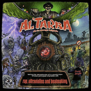 Al'Tarba - Rap, Ultraviolins And Beatmaking (2013) [320]