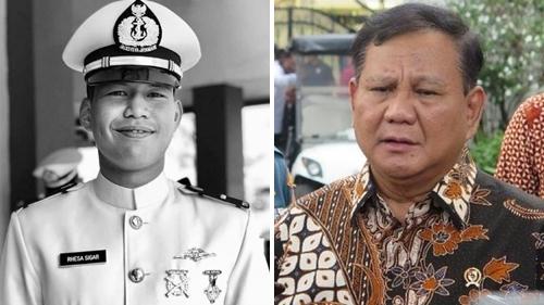 Saudara Prabowo Subianto Salah Satu Korban KRI Nanggala