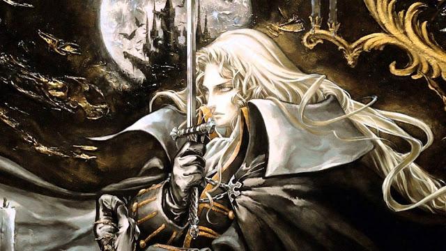 Análise – Castlevania: Symphony of the Night