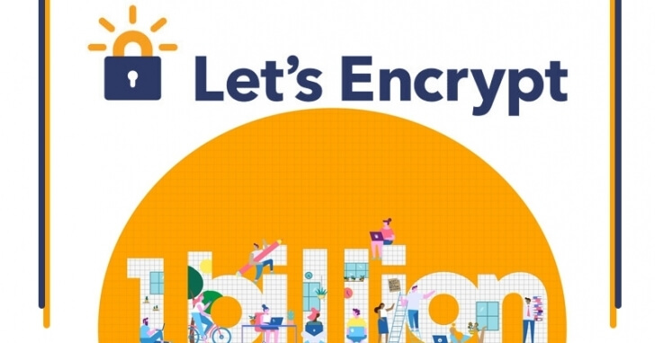 Let's Encrypt Has Issued 1 Billion Free SSL (TLS) Certificates