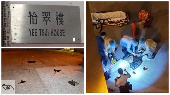 【無可疑】馬鞍山國際學校女學生墮樓 昏迷送院搶救