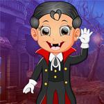 Games4King Vampire Boy Rescue 2