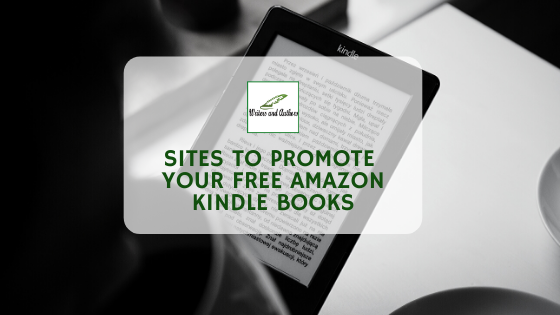 Sites To Promote Your Free Amazon Kindle Books