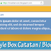 Membuat Kotak Catatan / Blockquote Keren Di Blog