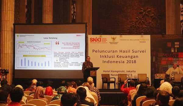 Menjadi PR Pemerintah Melalui SNLKI, Bagaimana Kondisi Inklusi Keuangan Syariah di Indonesia?