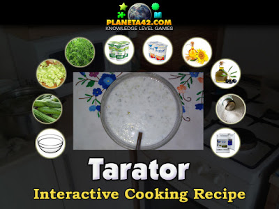 Tarator Cold Soup Game Picture