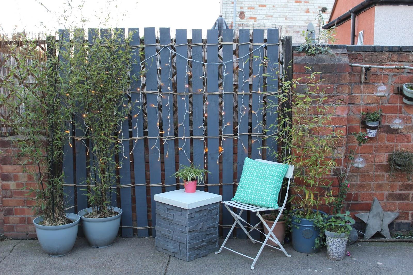 garden screening hack