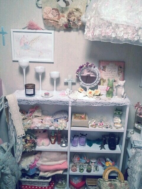 DITZY AND WHIMZY Room part 1