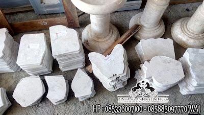 Bahan Vandel Marmer, Plakat Marmer Murah, Bahan Pembuatan Vandel