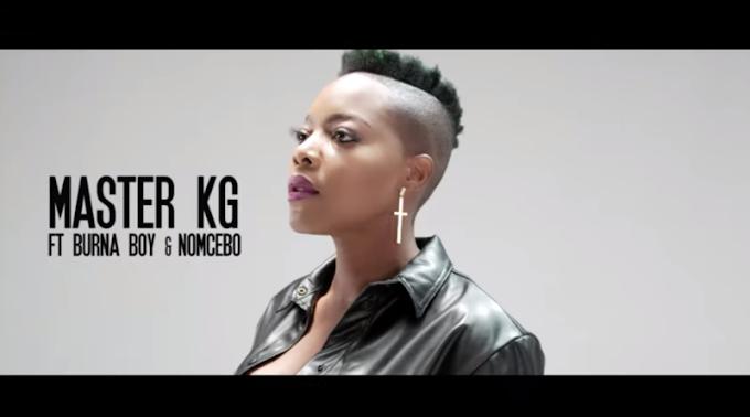"[Video] Master KG – ""Jerusalema (Remix)"" ft. Burna Boy, Nomcebo Zikode #Arewapublisize"