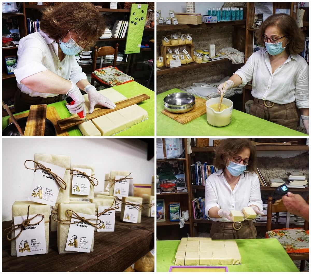 Sapiri sapuri sapone artigianale gerace