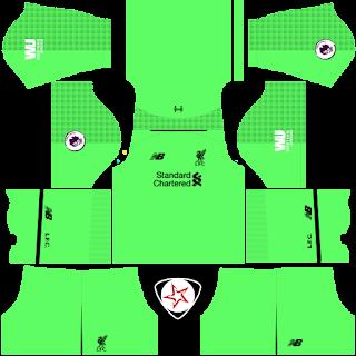 2018-2019 Liverpool DLS Kits