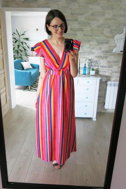 Perfect summer dress.