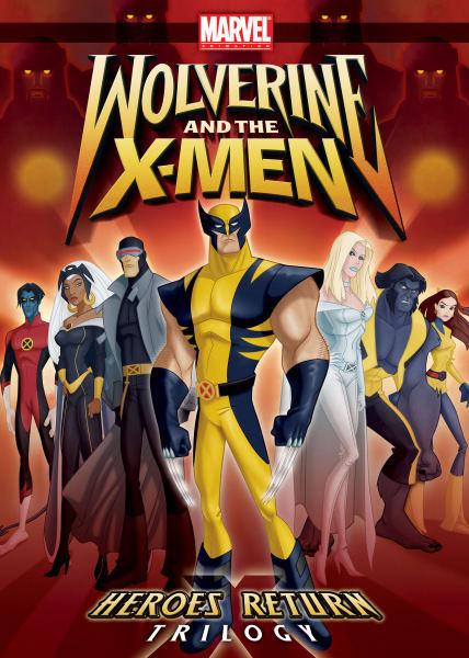 Wolverine and the X-Men 1080p Español Latino