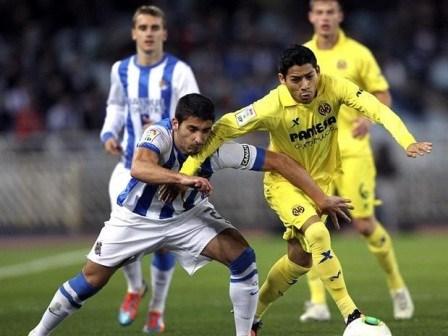 Prediksi Real Sociedad Vs Villarreal