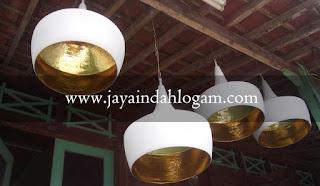 Produksi Lampu Gantung Jaya Indah Logam