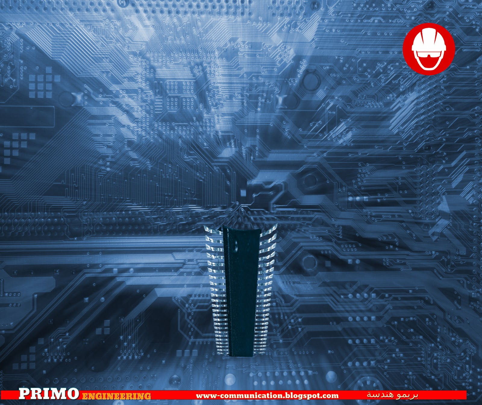 لوجو وخلفيات موقع بريمو هندسة |صور هندسية | هندسة كهربائية