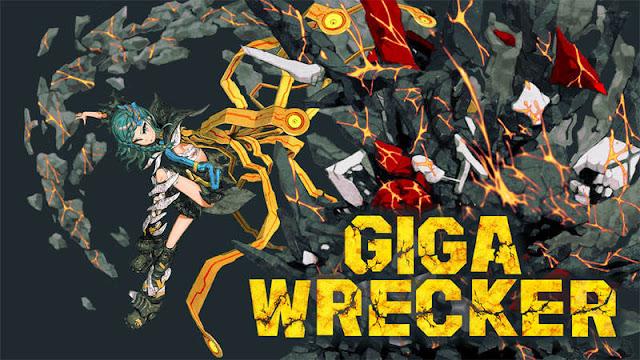 GIGA WRECKER - PLAZA