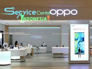 Service Center Resmi Oppo Karawanci