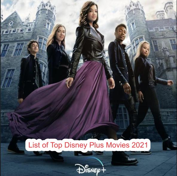List of Top Disney Plus Movies 2021