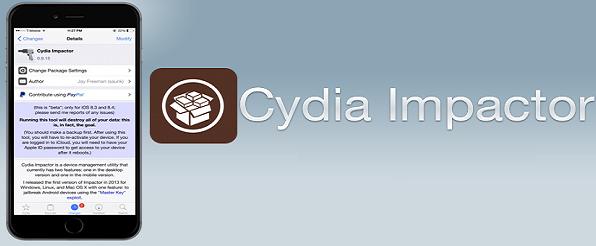 Cydia Impactor diperbarui untuk iOS 13