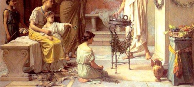 Enfermedad y Derecho romano