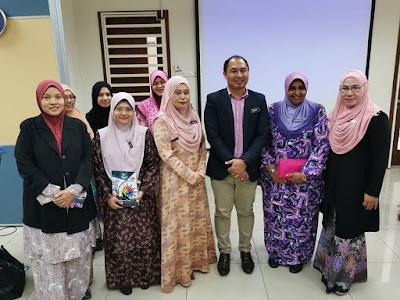 Perkongsian Dua Guru Hebat di Kuantan, Jom Hebat Sebagai Pendidik!