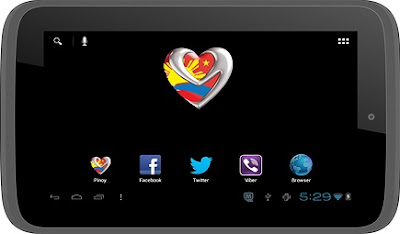 MyPhone MyPad 2