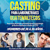 Casting para largometrajes - Castings for movies