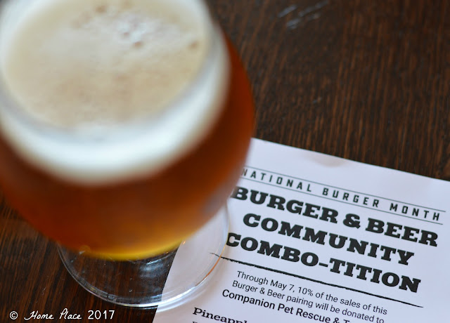 Burger & Beer Combo-Tition Plan b Burger Bar