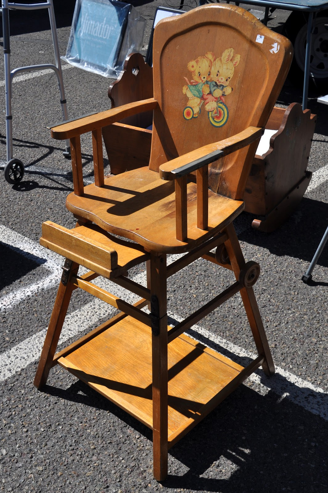 High Chair With Wheels 1 2 Recliner Just A Car Guy I Know It 39s Odd But This Has