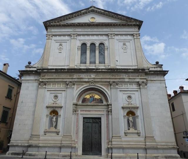 Duomo di Pntremoli