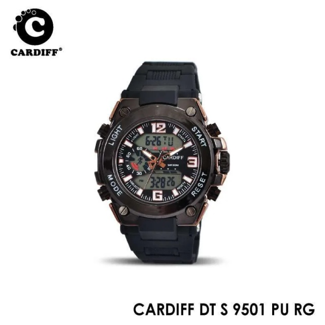 CARDIFF Dual Time 9501 PU