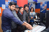 Nenostha Movie Song Launch Event in Radio City