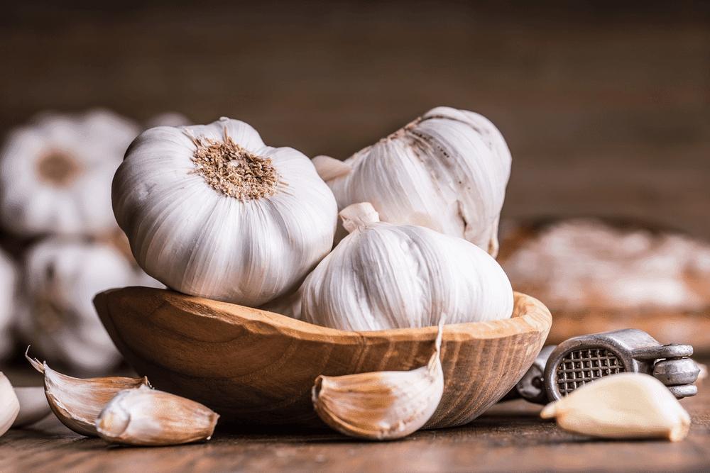 Garlic Hair Benefits