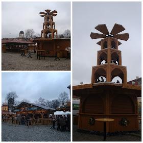Christmas market at Charlottenburg Palace, Berlim