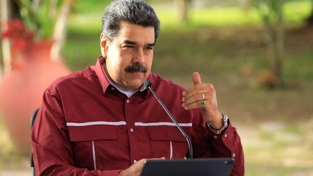 MADURO: GANAR LAS ELECCIONES DEL 21-N NOS DARÁ MÁS GOBERNABILIDAD