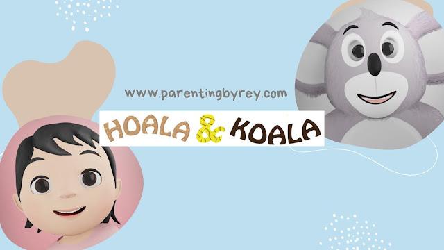 hoala dan koala animasi 3D musik dan lagu anak indonesia
