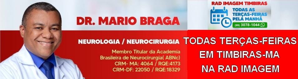 AGENDA DE TERÇA-FEIRA NA RAD IMAGEM EM TIMBIRAS