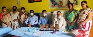 नि:शुल्क स्वास्थ्य  शिविर आयोजित  | #NayaSaberaNetwork
