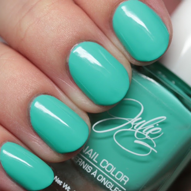 Julie G Nails Tropical 70205
