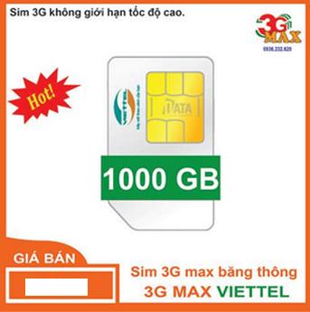 Cách làm sim dị nhân Viettel không giới hạn băng thông 60k/tháng