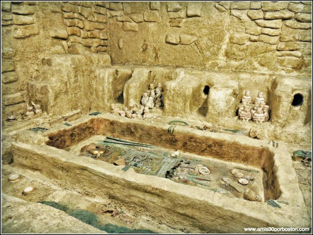 Excavación Tumba Precolombina Sipán