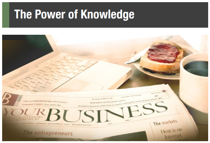 The power of knowledge quotes - Online Business
