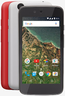 Spek Android One Indonesia Nexian
