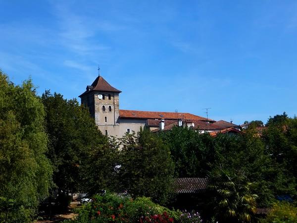pays basque espelette église