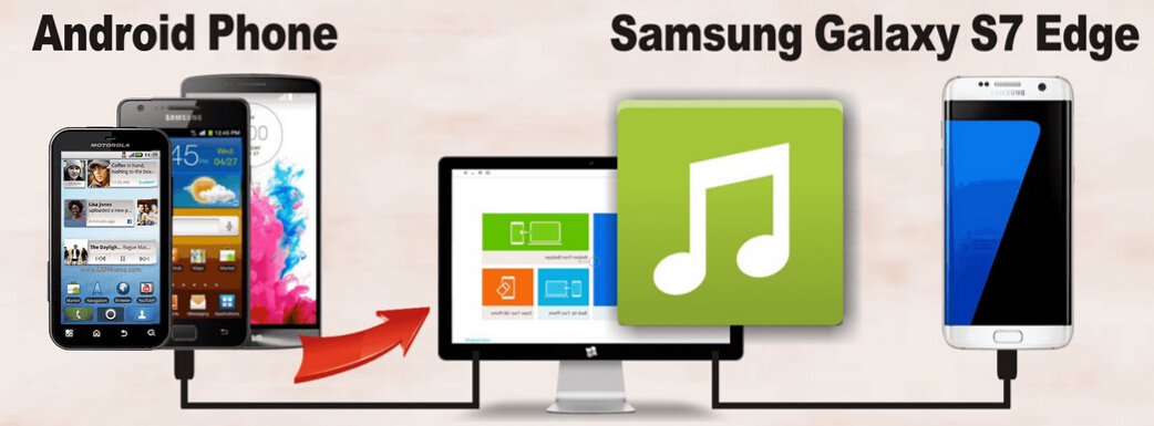 how to download music on samsung galaxy s7