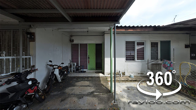 Penang Sungai Nibong Bayan Baru Terrace Raymond Loo rayloo 019-4107321